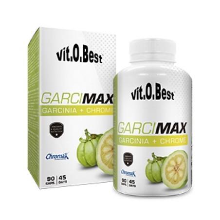 GARCIMAX 90 CAPS- VITOBEST- Garcinia Cambogia + cromo
