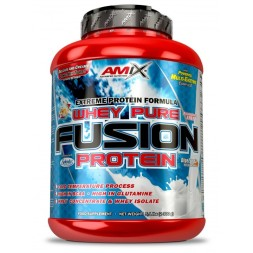 WHEY PURE FUSION 1KG AMIX