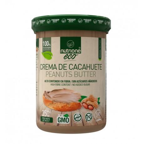 CREMA DE CACAHUETE 350G ECO-NUTRIONE