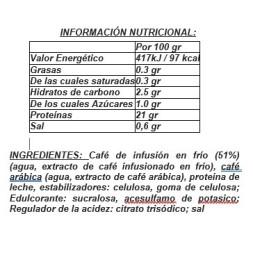 KILLA COFFEE 250ML-GRENADE-Café helado proteico sin azúcar añadido