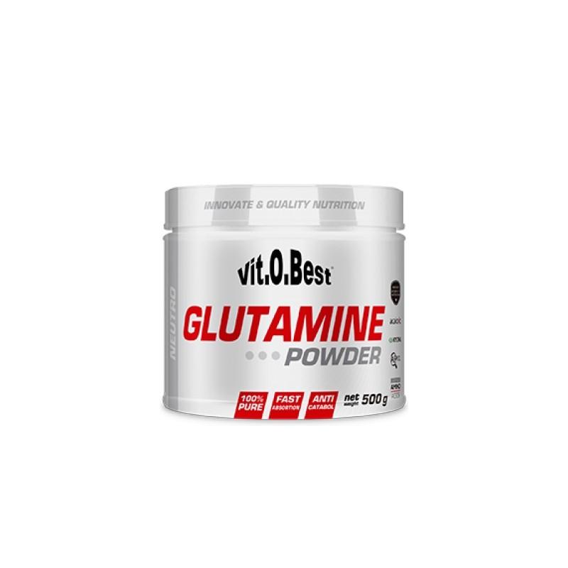 GLUTAMINA 500GR VITOBEST