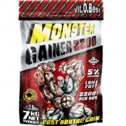 MONSTER GAINER 2200 3KG VITOBEST