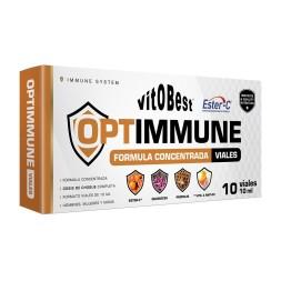 Optimmune Formula concentrada-Vitobest-10viales (Elevador...