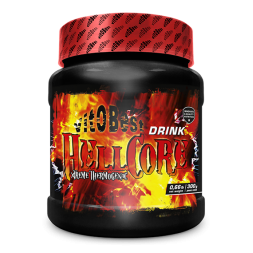 HellCore Xtreme Thermogenic Drink 300gr-Vitobest